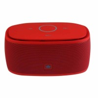 Super Bass Bluetooth Speaker with TF Card Slot and Mic Kingone K5 Red