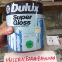 dulux cat permukaan kayu +besi warna WALNUT 1 KG