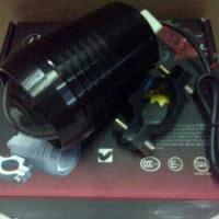 harga Lampu Tembak Cree U3 Lampu Sorot Motor Led Lamp Terang Tokopedia.com