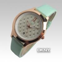 DKNY Date Diamond Plate (Tosca)