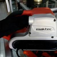 harga Mesin Ampelas Duduk Belt Sander Bench Sander Maktec Mt 941 Tokopedia.com