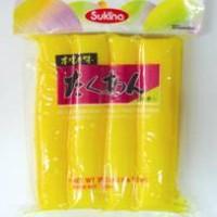 Yellow Pickle Radish (DANMUJI)