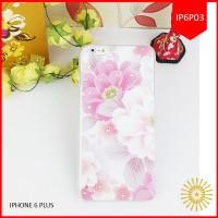 harga Agen Supplier Hard Case Murah Iphone 6 Plus Bunga Mawar Tokopedia.com