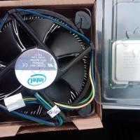 Prosesor / Processor InteL Core 2 Duo E8400 + FAN - Socket LGA 775