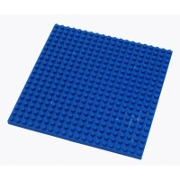 lego loz base plate 20x20dot X2020 dark blue