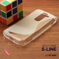 Lg G2 Mini Soft Gel Jelly Silicon Silikon Tpu Case Softcase Clear