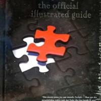 Buku The Twilight Saga: The Official Illustrated Guide (Hard Cover)