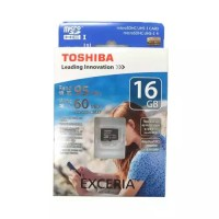 harga Toshiba Exceria Microsdhc Uhs-i Speed (95mb/s) 16gb Tokopedia.com