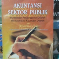 harga Akuntansi Sektor Publik Buku 2, Pendekatan Penganggaran Daerah Dan Aku Tokopedia.com