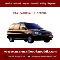 Service Manual KIA Carnival & Sedona (1999-2005)