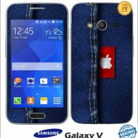 harga Garskin Samsung Galaxy V Original - Levis Apple Tokopedia.com