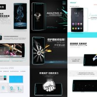 Anti Gores Nillkin Anti-Explosion H Tempered Glass OnePlus One