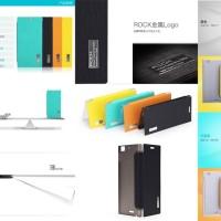 Rock Elegant Leather Book Flip Cover Case Lenovo K900