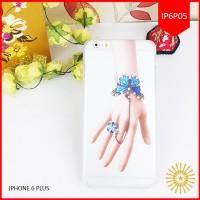 harga Agen Supplier Hard Case Murah Iphone 6 Plus Butterfly Hand Tokopedia.com