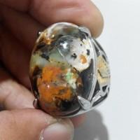 harga Batu  Garut  Pancawarna Edong Gambar Panda - ABN 019 Tokopedia.com