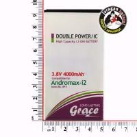 Batre/Batrei/Baterai Smartfren Andromax i2 (AD683J) 4000mAh GRACE double power