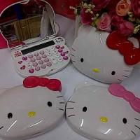 Kalkulator / calculator cermin kaca hello kitty