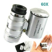 Mini Mikroskop 60x Zoom