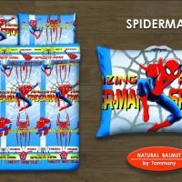 Jual Balmut / Bantal Selimut - Spiderman Murah