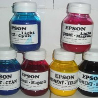 Tinta Pigment / Durabrite Anti Air (Epson) 100ml