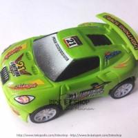 Mainan Mobil Balap Kecil Racing Car Mini Pull Back Action Murah Meriah