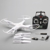 Syma X5C 2.4Ghz Gyro Remote RC Quadcopter Drone dengan Camera HD (RTF)