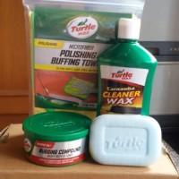 Jual Turtle Wax Paket Hemat 9! Murah