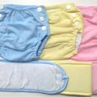 harga Baby Cloth Diapers / Popok Clodi Bayi Sistem Lampin Tokopedia.com
