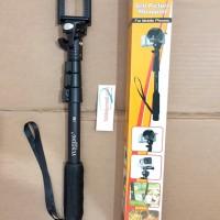 Tongsis Monopod YUNTENG YT-188 Professional Selfie Stick Go Pro