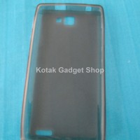 Softcase Silikon Evercoss Elevate Y2 ( A80A )