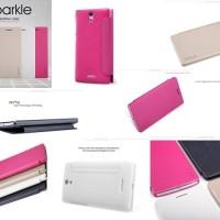 Nillkin Sparkle Leather Case Oppo Mirror 3