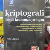 harga Kriptografi Untuk Keamanan Jaringan Tokopedia.com