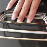 Case Bumper Aluminium Metal List Gold Samsung Galaxy S3 i9300