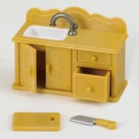 harga Sylvanian - Kitchen Set Tokopedia.com