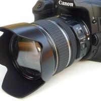 Lens hood EW-73B EW73B for Canon 17-35mm 18-135mm