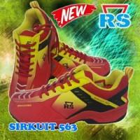 Sepatu Badminton RS Sirkuit 563