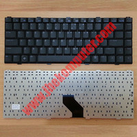 Keyboard Laptop  Axioo TVM black