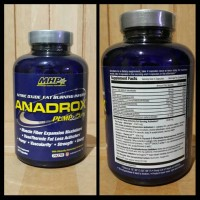 Suplemen Fitness MHP Anadrox (Malang, bisa kirim luar kota)