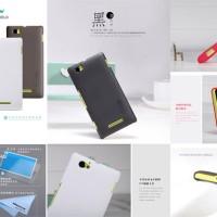 harga Hardcase Nillkin Super Frosted Hard Cover Case Sony Xperia M C1905 Tokopedia.com
