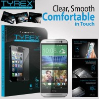 Anti Gores Tyrex Tempered Glass Screen Guard Protector HTC One M8