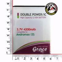 Batre/Batrei/Baterai Smartfren Andromax i3S- 4200mAh GRACE Double Power