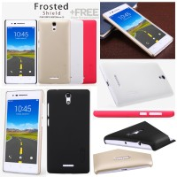 harga Jual Nillkin Super Frosted Shield Hard Cover Casing Case Oppo Mirror 3 Tokopedia.com