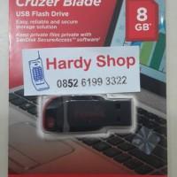 Flashdisk Sandisk Cruzer Blade CZ50 8GB