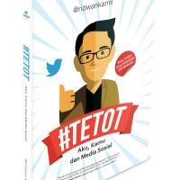 harga #tetot | Aku, Kamu, Dan Sosial Media | By Ridwan Kamil Tokopedia.com