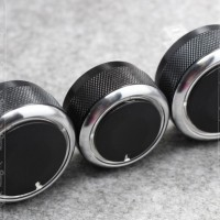 Kenop Knob AC Nissan All New Grand Livina Evalia Black Chrome