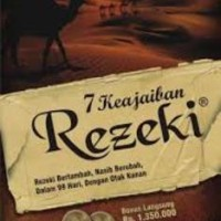 harga 7 Keajaiban Rezeki (Hard Cover) Tokopedia.com