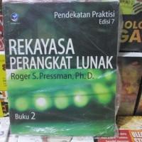 harga Rekayasa Perangkat Lunak, Pendekatan Praktisi Edisi 7 Buku 2 Tokopedia.com