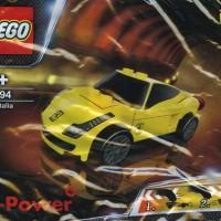 LEGO Shell (30194) 458 Italia