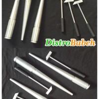 harga Besi Ketok Cincin | emban | titanium | cincin | sunglon | rough bacan Tokopedia.com