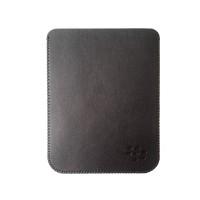 Leather Pouch BlackBerry Passport - BLACK